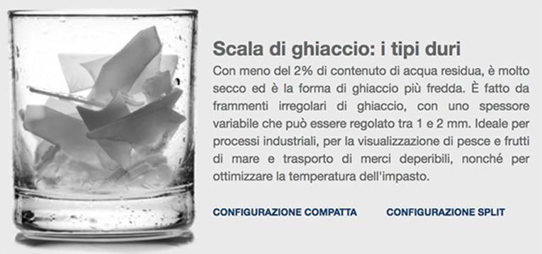 """SCAGLIA PIATTA """"SCALA DI GHIACCIO"""""""