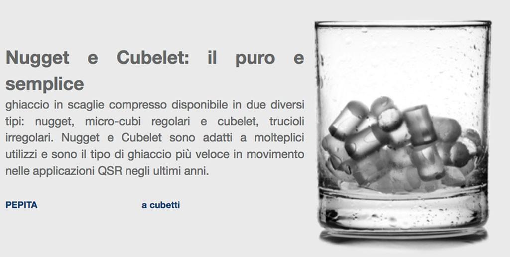 "SCAGLIA ""NUGGETS & CUBELET"""